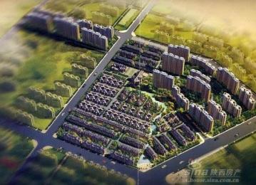阳光上林城一期